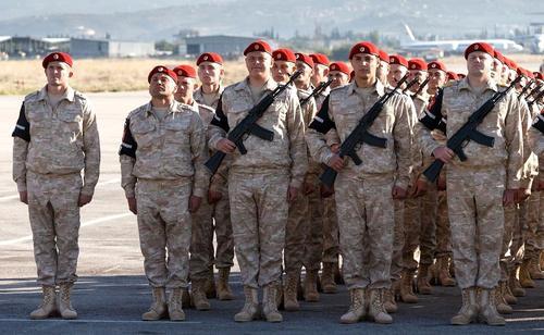 Бывший полковник из Греции Настос: в Сирии идет «новая русско-турецкая война»