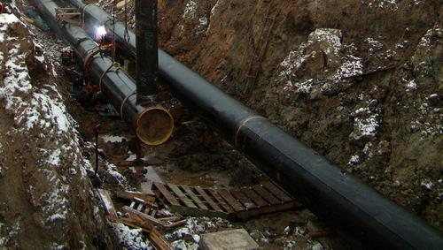 После аварии на трубопроводе в Оренбургской области был прекращен транзит газа в Казахстан