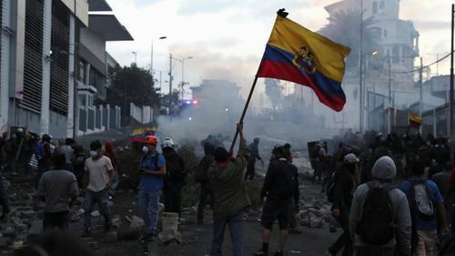 В Эквадоре борьба преступных группировок привела к массовой резне