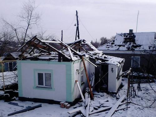 ВСУ обстреливают населенные пункты на юге Донбасса
