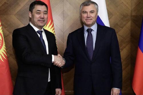 Жапаров заявил, что сохранение русского языка больше нужно гражданам Киргизии