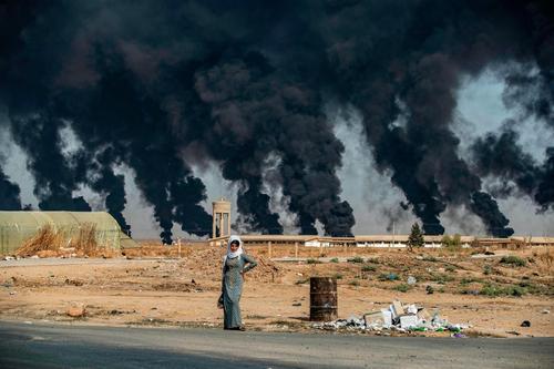 Пламя войны на Ближнем Востоке поддерживается не только усилиями США