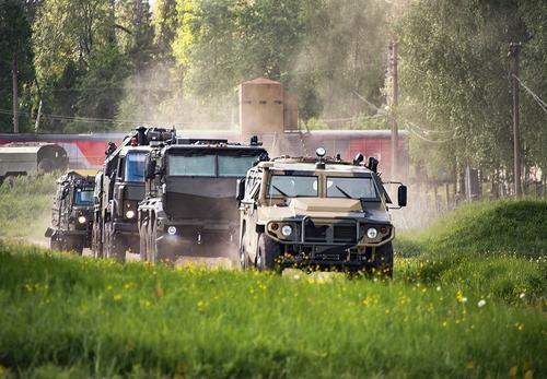 На пункте пропуска на северо-западе Сирии прошла эвакуация российских военных после атаки боевиков