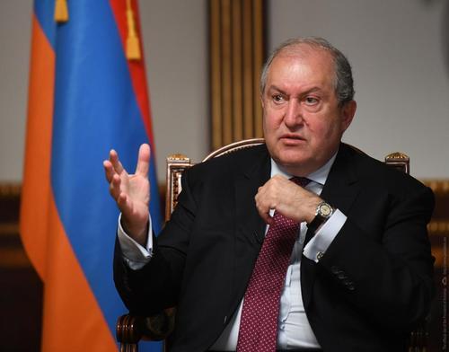 Президент Армении уволил замглавы Генштаба после критики слов Пашиняна об «Искандерах»