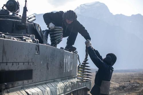 58-я армия, отличившаяся в войне с Грузией, проведет до 40 учений различного уровня