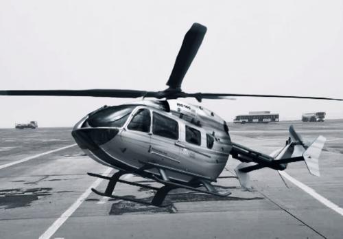 Пилоту рухнувшего вертолета грозит иск почти в 600 млн рублей
