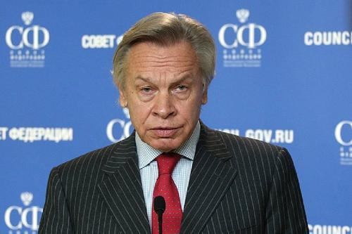 Пушков заявил, что Байдену не следует решать за два миллиона крымчан, в какой стране им жить