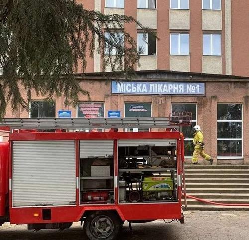 На Украине взрыв прогремел в больнице в городе Черновцы, есть пострадавшие