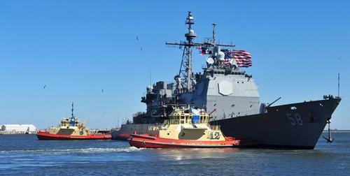Выявлено массовое заражение коронавирусом моряков на двух военных кораблях ВМС США в Персидском заливе