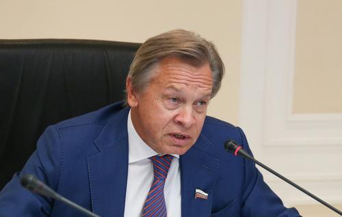 Сенатор Пушков назвал удар США по Сирии «сигналом» для России и ряда других стран