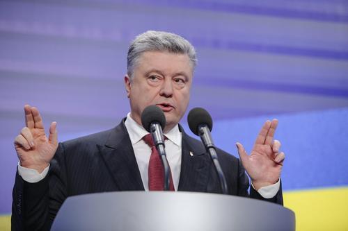 Как Петр Порошенко в Крыму таксиста обманул