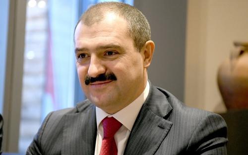 Александр Лукашенко снял сына с должности помощника президента