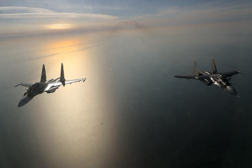 На Черноморском флоте завершилось лётное тактическое учение морской авиации