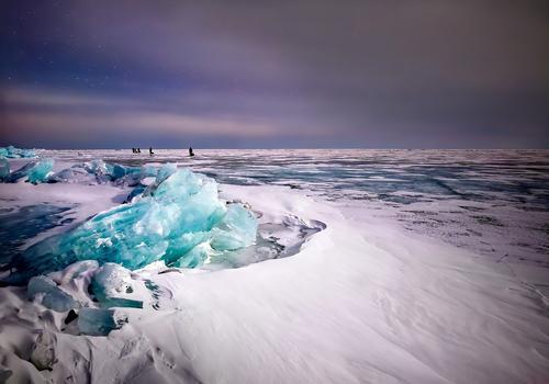 Землетрясение  произошло на Байкале