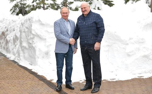 Лукашенко лично раскрыл подробности переговоров с Путиным в Сочи, а то «очень много брехни писали об этой встрече»