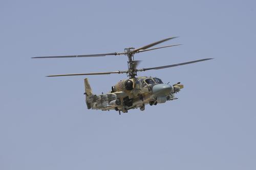 Вертолётчики ЮВО  тренируются летать в сложных метеоусловиях