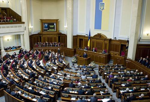 Украинцев будут привлекать к ответственности за связи с Россией