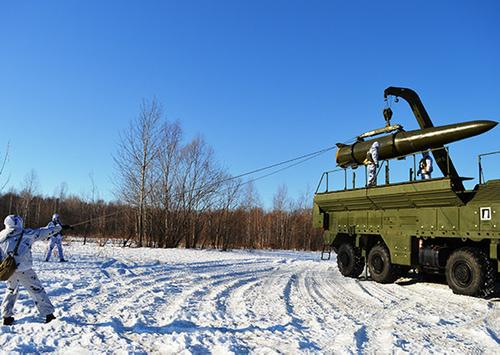 Ракетчики ВВО выполнили электронные пуски на полигоне в Бурятии