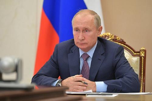 Путин призвал жестко пресекать пропаганду национализма