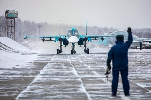 Белорусские Су-30 отогнали самолеты НАТО, приблизившиеся к границам страны