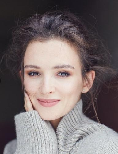 Паулина Андреева родила первенца