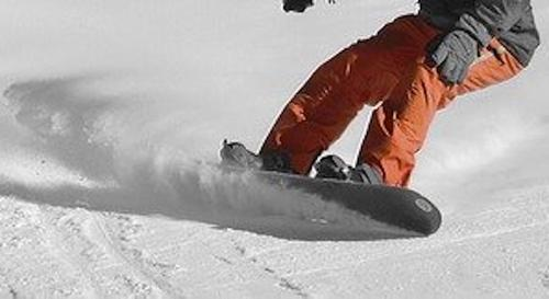 Сноубордист пропал на Эльбрусе