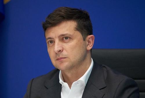 Зеленский заявил, что завершение строительства «СП-2» станет мощным ударом по Украине