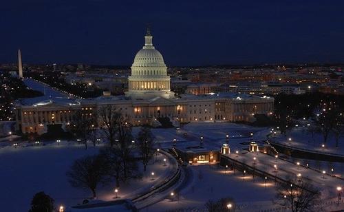В США полиция получила данные о возможном захвате Капитолия 4 марта