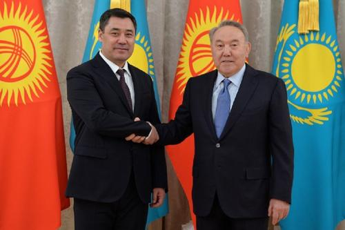 Киргизия и Казахстан планируют увеличить товарооборот до 1 млрд долларов