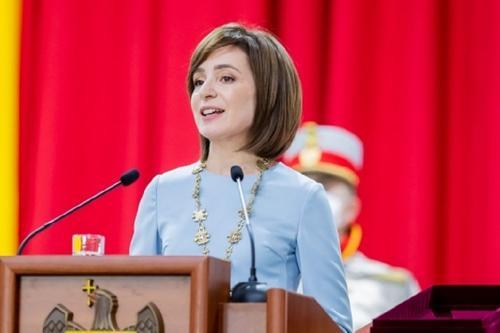Санду решила не отдавать президентскую резиденцию, как обещала на выборах