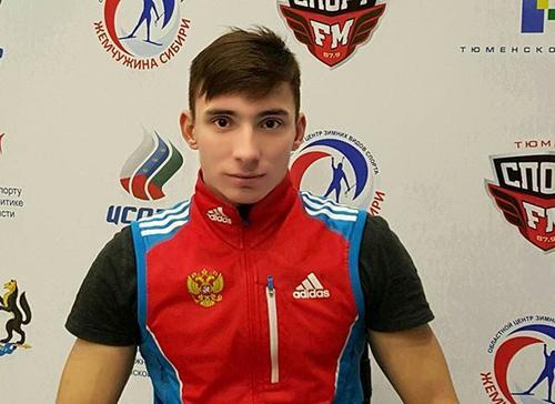 Иван Голубков завоевал золото на этапе кубка мира по лыжам и биатлону среди паралимпийцев