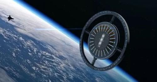 Первый космический отель планируют открыть в 2027 году