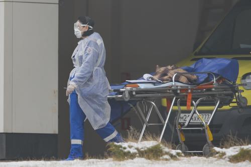 В России выявили более 11,3 тысячи новых случаев коронавируса