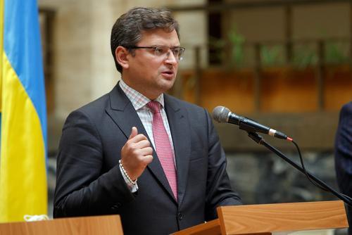 В МИД Украины заявили, что вопрос о привлечении США к участию в переговорах по Донбассу не стоит