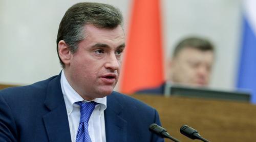 Депутат Госдумы Леонид Слуцкий прокомментировал сообщения о возможных санкциях против России