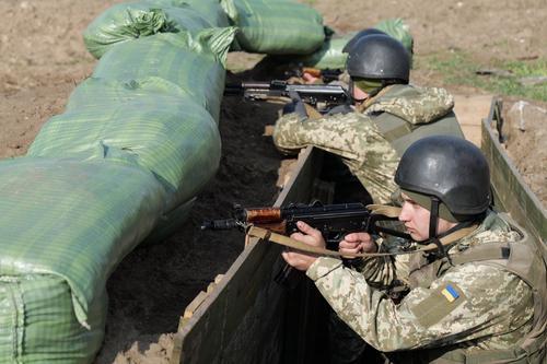 Экс-полковник Баранец: в случае наступления ВСУ в Донбассе Украина может получить новую границу по Днепру