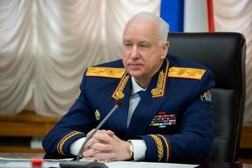 Глава СК Бастрыкин прокомментировал его включение в санкционный список ЕС: «обидно за державу»
