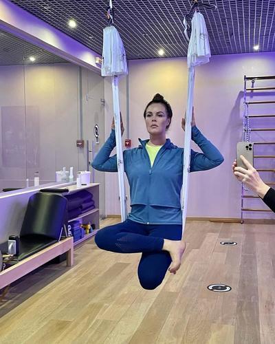 Екатерина Андреева рассказала, как настраиваться на новые достижения