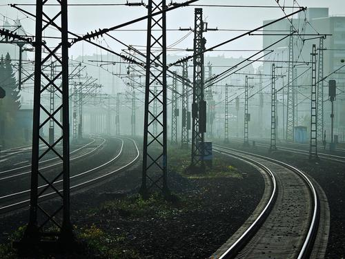 В Хабаровском крае с рельсов сошли 17 вагонов с нефтью