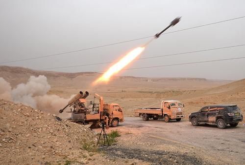 Исламисты обстреляли поселок в провинции Хама из Идлибской зоны деэскалации