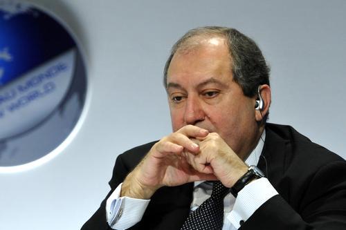 Представитель армянской оппозиции Багдасарян рассказал о встрече с президентом страны