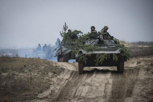 Военный аналитик Леонков назвал два возможных сценария штурма ДНР и ЛНР армией Украины