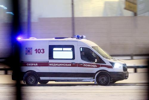 Пять автомобилей столкнулись на севере Москвы