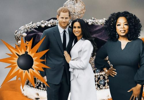 На жалобы принца Гарри и Меган Маркл отреагировал Букингемский дворец