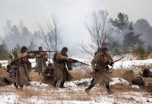 13 марта 1940 года завершилась кровопролитная «зимняя» война с Финляндией
