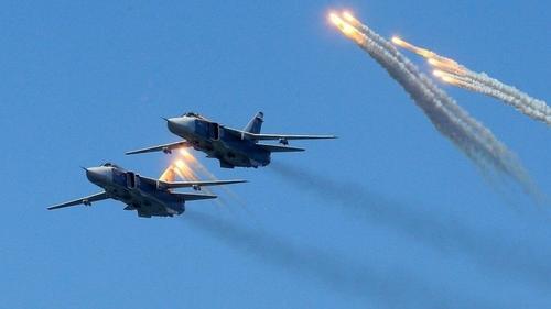 Морская авиация Балтийского флота отработала бомбовые удары по наземным и морским целям вероятного противника