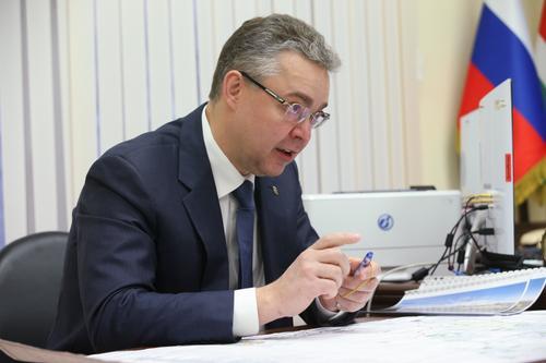 Владимиров отправил правительство Ставропольского края в отставку. «Курс на очищение власти никто не изменял»