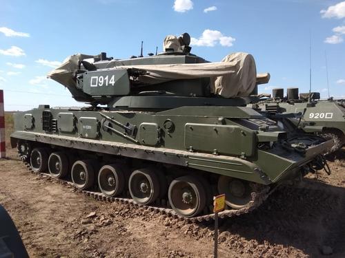 Зенитчики ЮВО проведут боевые стрельбы из новых ЗПРК «Тунгуска-М1» на Азовском побережье