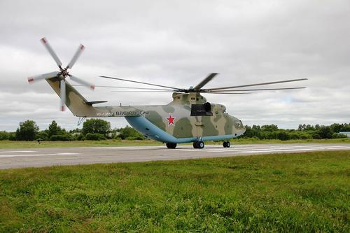 «Репортер»: военные Украины могли уничтожить российский Ми-8, появившийся в небе над Сумской областью