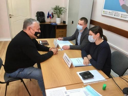 Затулин первым из депутатов Кубани подал документы на праймериз ЕР-2021